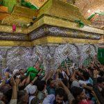 من الذي قام بدفن الإمام الحسين(ع)
