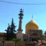 مشهد سكينة بنت الإمام الحسين عليهما السلام
