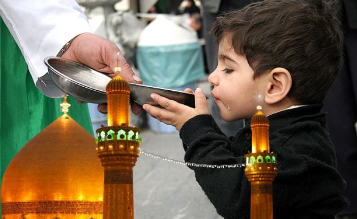منع الامام الحسين (عليه السلام) من الماء