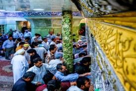 ظهور الحجة (عج)  ثورة الإمام الحسين (ع)